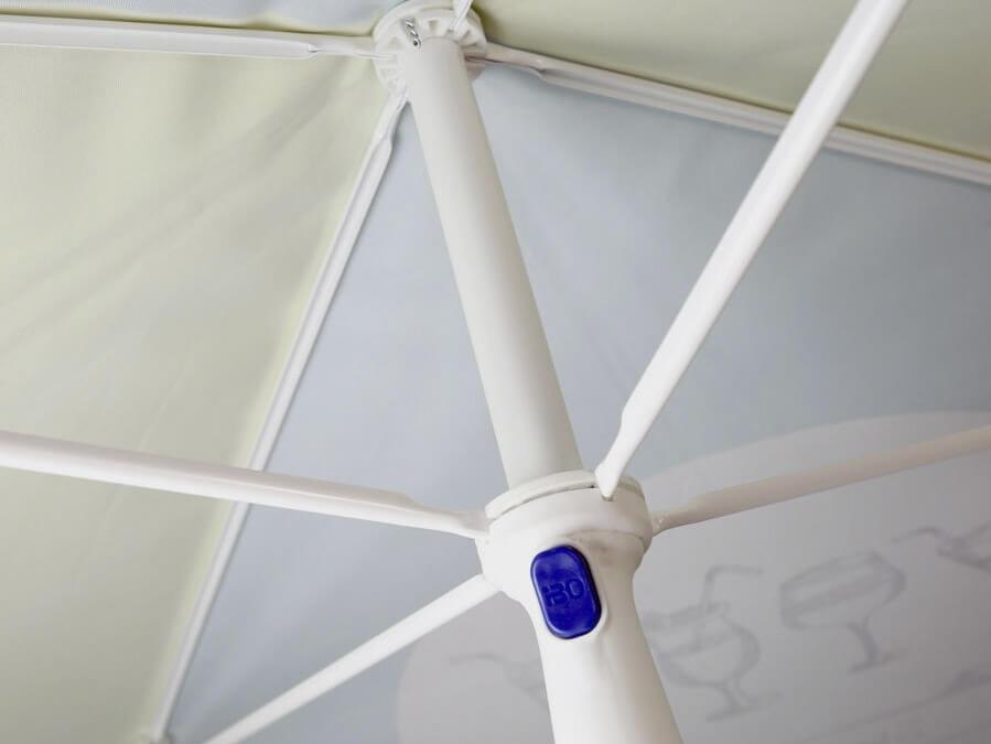 Parasol: Vierkant ❐ 200x200 cm